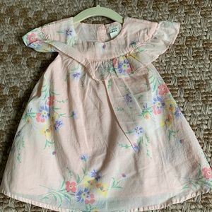 Baby gap dress with bloomers